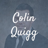 Colin Quigg employee benefits consultant