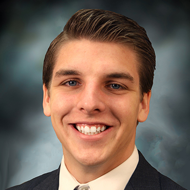 headshot of Kurtis Eby, Agricultural Lending Officer