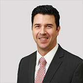 headshot of christopher reed, vice president & private banking relationship manager
