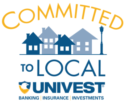 Committed to local logo