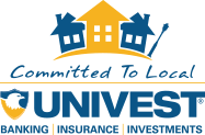 Univest Committed to Local Logo